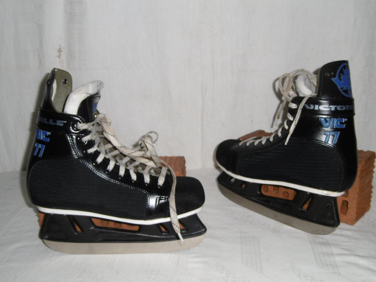 Roxa Grinta 726 Eishockeyschlittschuhe Gr 43 Eislauf Hockey Schlittschuhe