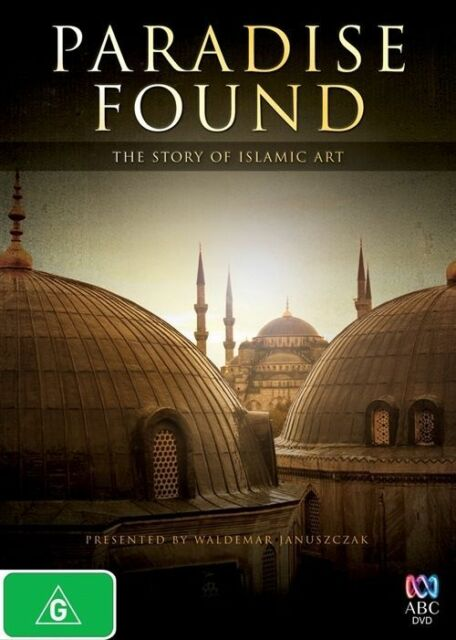 Paradise Found: The Story of Islamic Art (DVD) Region 4 - Very Good Condition
