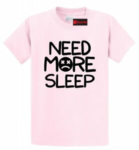 Need-More-Sleep-Funny-T-Shirt-Tired-Sleep-Humor-Gift-Tee-Shirt