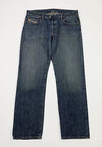 Diesel-jeans-rabox-uomo-usato-gamba-dritta-W38-L34-tg-52-denim-boyfriend-T5630