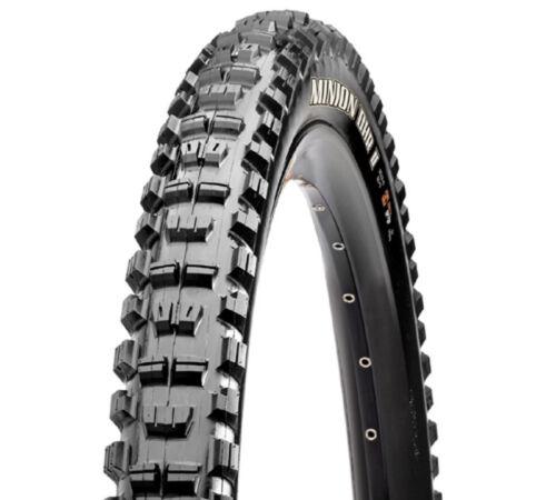 EXO TR Terra Foldable MTB bike Tire Maxxis Minion DHR II 26 x 2.3 60tpi