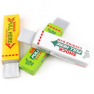 Electric Shock Joke Chewing Gum Joke Toy Trick Gift Prank Gadget Novelty boy