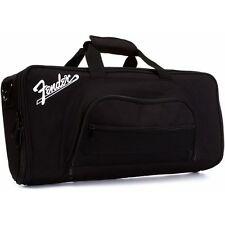 Fender Black Pedal Board Gig Bag Fits Mustang, Boss, MXR, Line 6 Pedals