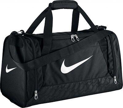 NIKE Sporttasche Brasilia 6 Fitness Duffel Small 41 Liter schwarz Gr. S Tasche