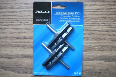 "EVO bicycle 70mm CANTILEVER BRAKE PADS SHOES NEW  2 pads  /""1 pair/""  all weather"