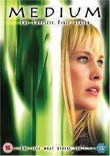 MEDIUM - THE COMPLETE FIRST SEASON 1  - DVD - UK Region 2 / sealed