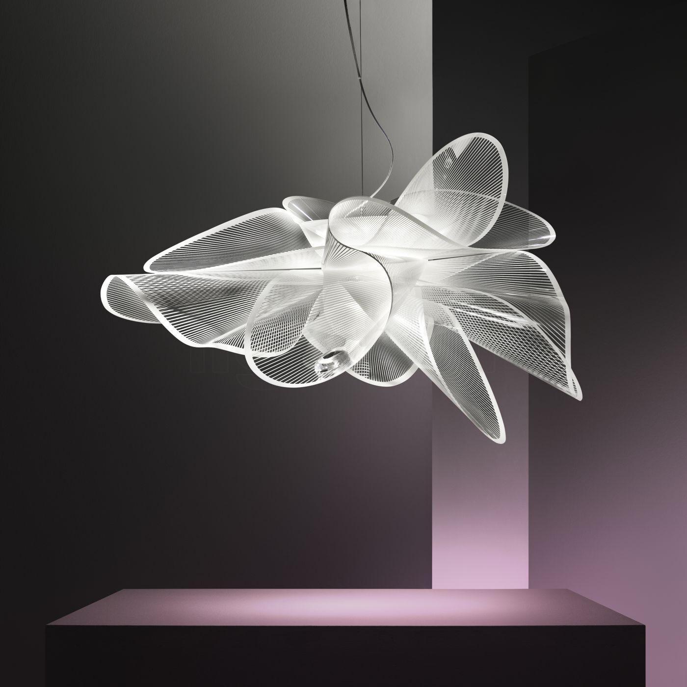 SLAMP Sospensione LA BELLE ETOILE DIAM.73 design by Adriano Rachele