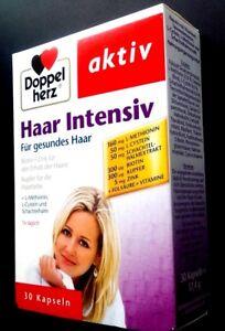 Details About Genuine Doppelherz Haar Intensivhealthy Hair Biotinzinccoppercysteinme