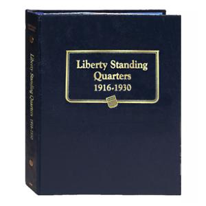 Whitman-Standing-Liberty-Quarter-Album-1916-1930-NEW
