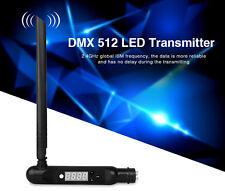 Mi-Light 2.4GHz DMX 512 LED Transmitter WIFI Wireless Kabellos Sender Controller