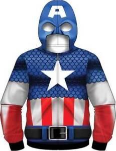 Captain-America-Marvel-Comics-Costume-Sublimation-Hoodie-Shirt-Jacket