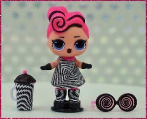LOL-Surprise-LIGHTS-GLITTER-Series-Doll-OPTICAL-Sealed-Ball-Accessories-L-O-L