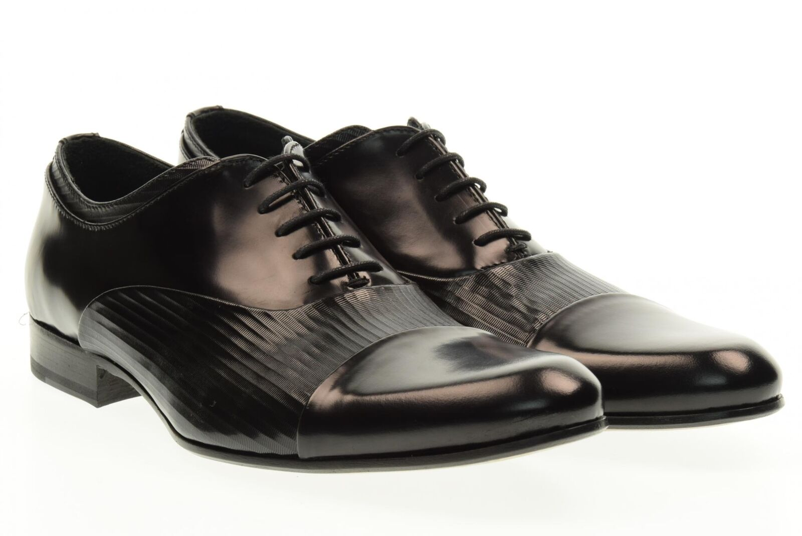 Eveet p17s scarpe uomo merletto - 15910 p -rex linea   nessun minimo