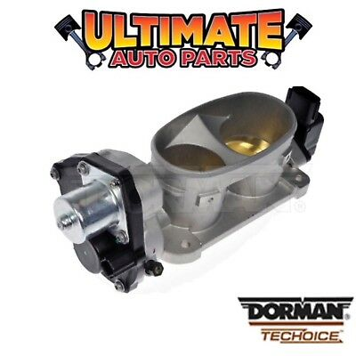 Throttle Body Valve for 6.8L, V10 05-17 Ford F-550 Super Duty