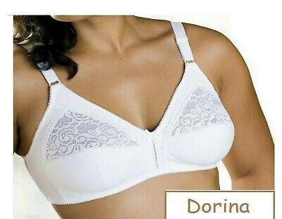 DORINA D-1005 Yvonne BH modern elegant chic hoher Baumwollanteil wellness BRA