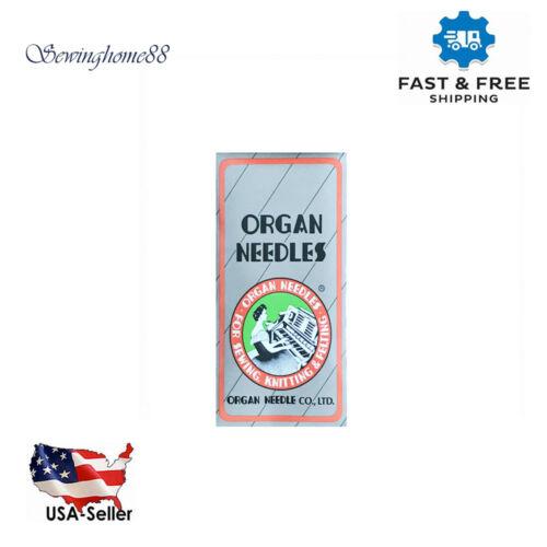 10 organ sewing Needle 15x1 HAx1 130 for Singer Pfaff Babylock Brother SASEW