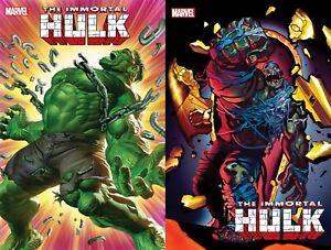 Marvel-Comics-Immortal-Hulk-38-Main-Del-Mundo-Horror-Variant-NM-10-14-2020