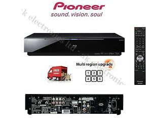 Pioneer BDP-LX08 Blu-ray Disc Player Drivers for Windows Mac