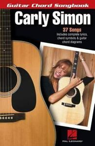 Selections from Carly Simon - Anthology Songbook