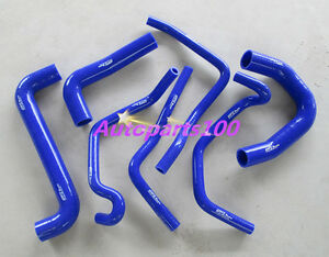 BLUE-silicone-radiator-heater-hose-for-Statesman-WH-Gen3-LS1-5-7L-V8-engine