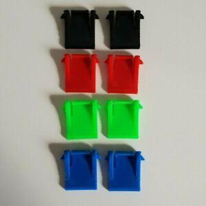 Razer-ORNATA-Tastiera-di-Ricambio-Tilt-Gamba-Supporto-Piede-Piedi-Set-Rosso-Verde-Blu