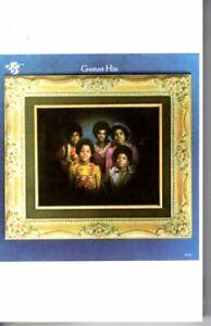 The-Jackson-5-Greatest-Hits-Cassette-Tape-Album-Pop-Dance-Rock-80s-Michael-MJ