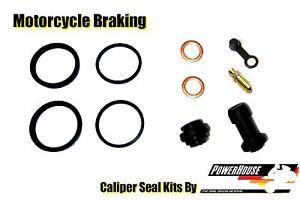 Honda XR400R XR-400-R-Y RY 2000 00 front brake caliper seal repair kit