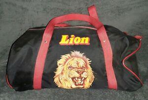 Sac de Sport Publicitaire Lion Vintage C-5 no Mars Raiders Bounty Kit Kat
