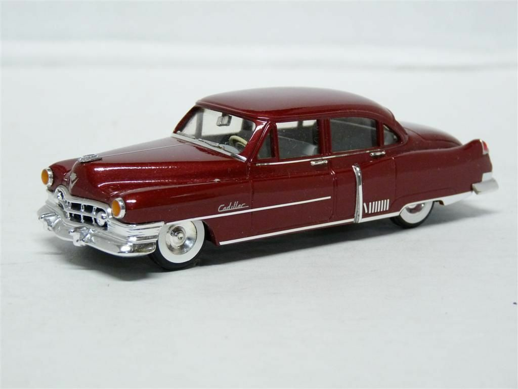 Elegance 111 1 43 1950 Cadillac 60 Special Resin Handmade Model Car
