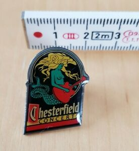 Chesterfield Concerts, cigarette, Pin