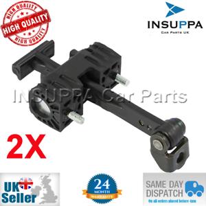 2X FRONT DOOR CHECK STRAP FOR CITROEN C4 04-15 GRAND 06-15 PICASSO L/&R 9181.H9