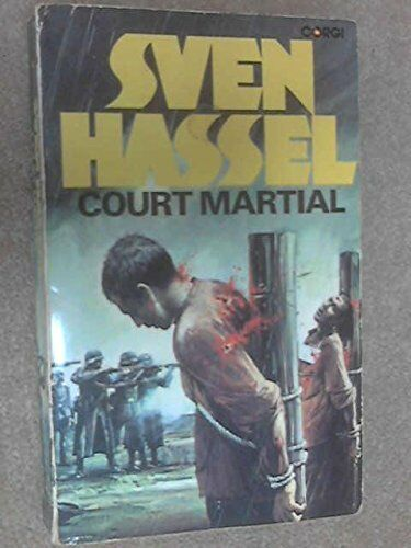 Court Martial by Hassel, Sven 0552111686 The Cheap Fast Free Post
