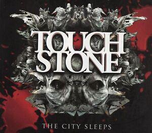 Touchstone-The-City-Sleeps-2011-CD-Digipak-New-amp-Sealed