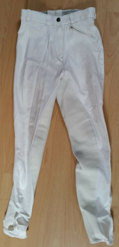Isabell Werth Breeches Show Kids size 15 Full seat