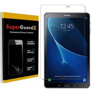 3X SuperGuardZ® Clear Screen Protector Film For Samsung Galaxy Tab A 10.1 (2016)