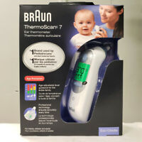 Braun Thermoscan 7 Ear Thermometer - NEW Mississauga / Peel Region Toronto (GTA) Preview