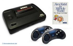 SEGA Master System - Konsole MS 2 + Alex Kidd + 2 Controller + Zub.