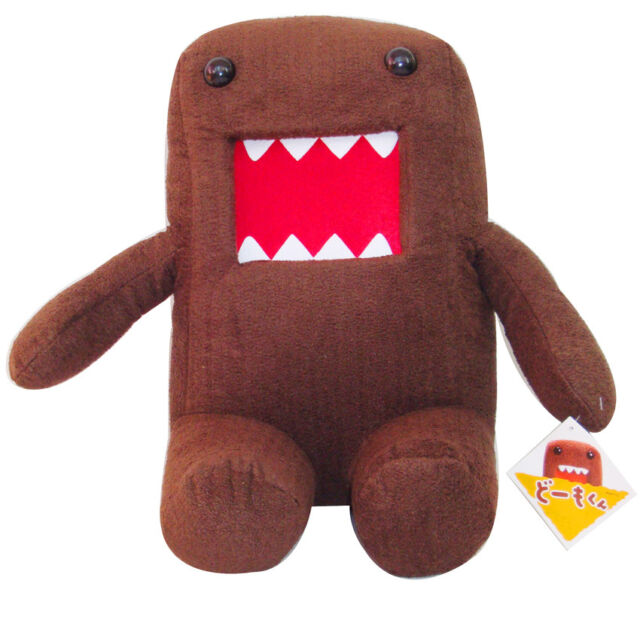 16' LARGE 42CM DOMO KUN PLUSH DOLL SOFT BEAR KIDS BOYS GIRLS STUFFED ANIMALS TOY