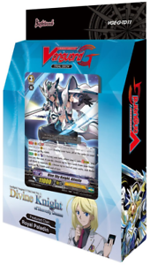 Divine Knight of Heavenly Decree Trial Deck Royal Paladin Cardfight Vanguard