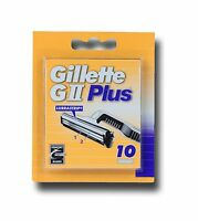 Gillette G2 Plus Klingen 10er