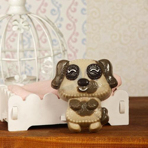 "/""Cartoon dog/"" plastic soap mold soap making mold mould"