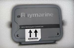 Raymarine-ACU-100-EVO-Autopilot-BNIB-Wheel-Tiller-Auto-Pilot-E70098