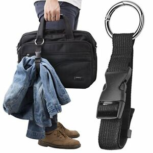 Add-A-Bag-Luggage-Strap-Jacket-Gripper-Straps-Baggage-Suitcase-Belts-Travel