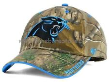 797a69928 Carolina New-Era-20709193 Panthers 47 Brand NFL Realtree Frost MVP Camo Cap