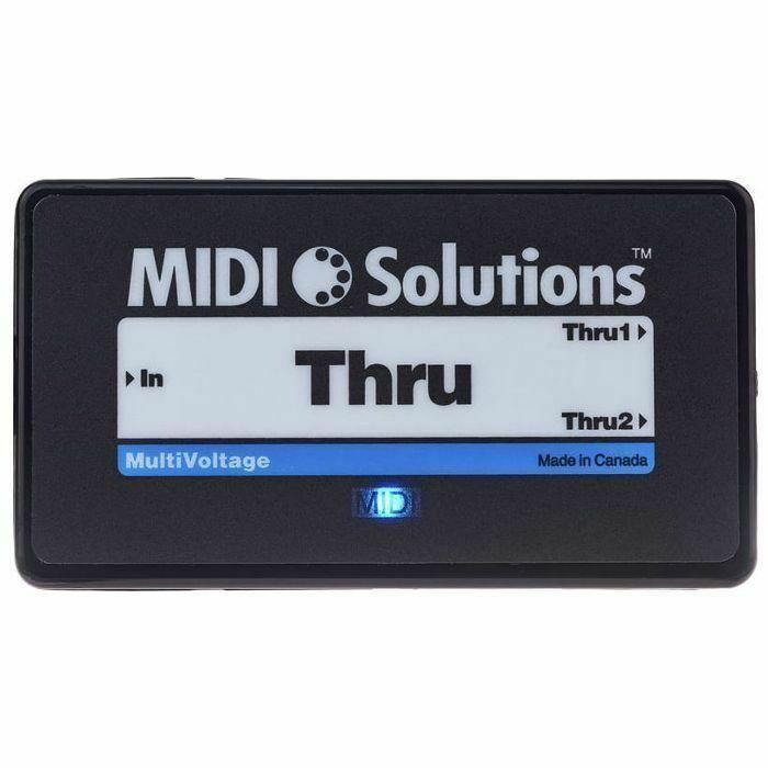MIDI Solutions Thru Box V2