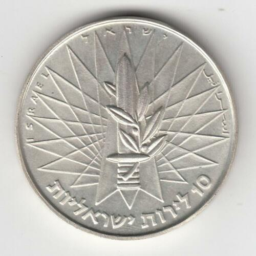 Israel 1967 the Victory Coin Jerusalem-Western Wall Proof Coin 26g Silver