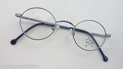 Koko Bambini Occhiali Unisex Occhiali Blu Ovale Molla Staffa Conveniente Nuovo Size K-mostra Il Titolo Originale Costo Moderato