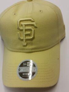77b07cef Details about NEW ERA 9TWENTY Adjustable Women's Cap - Hat, MLB San  Francisco Giants (2603)