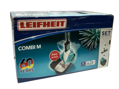 Leifheit Combi M Sol Essuie-Glace Mop 33 cm Télescopique Manche Lavette essuie-glace 55264-8