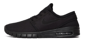 NEW NIKE SB Air Stefan Janoski Max Mens Shoes Sneaker Trainers black 631303 008